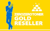 ZEROZEROTONER Gold Reseller